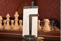 Lcd-жк-сенсорный дисплей-экран-стекло с тачскрином на телефон zte blade a465 черный