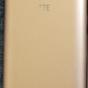Родная задняя крышка-панель которая шла в комплекте для zte blade a510 золотая