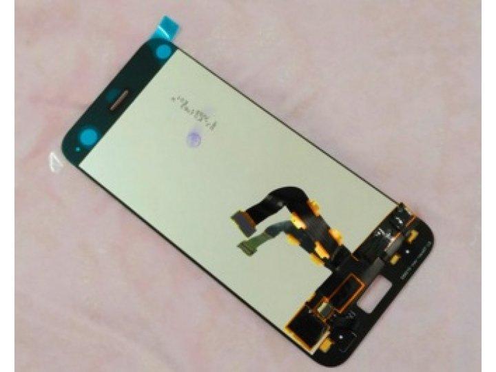 Lcd-жк-сенсорный дисплей-экран-стекло с тачскрином на телефон zte blade s7 5.0