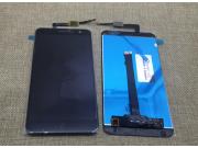 Фирменный LCD-ЖК-сенсорный дисплей-экран-стекло с тачскрином на телефон ZTE Blade V7 5.2 (BV0701) черный + гар..