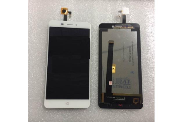 Lcd-жк-сенсорный дисплей-экран-стекло с тачскрином на телефон zte nubia n1 белый + гарантия