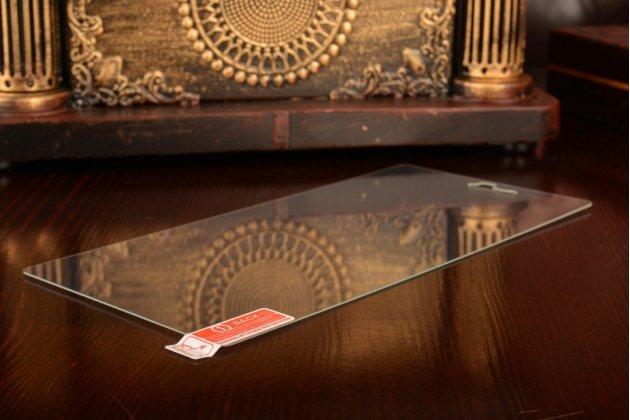 Защитное  закалённое противоударное стекло премиум-класса из качественного японского материала с олеофобным покрытием для zte nubia z9 max