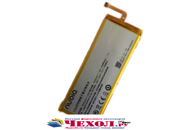 "Аккумуляторная батарея li3829t44p6ha74140 3000 mah на телефон zte nubia z9 max 5.5"" (nx510j) + инструменты для вскрытия + гарантия"