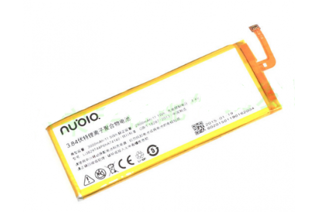 Аккумуляторная батарея li3829t44p6ha74140 2900 mah на телефон zte nubia z9 mini 5.0 (nx511j) + инструменты для вскрытия + гарантия