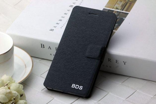 Чехол-книжка водоотталкивающий с мульти-подставкой для meizu m6 (m711q) черный
