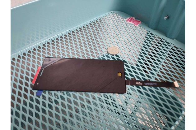 Lcd-жк-сенсорный дисплей-экран-модуль запчасть в сборе с тачскрином на телефон blackberry motion черный + гарантия