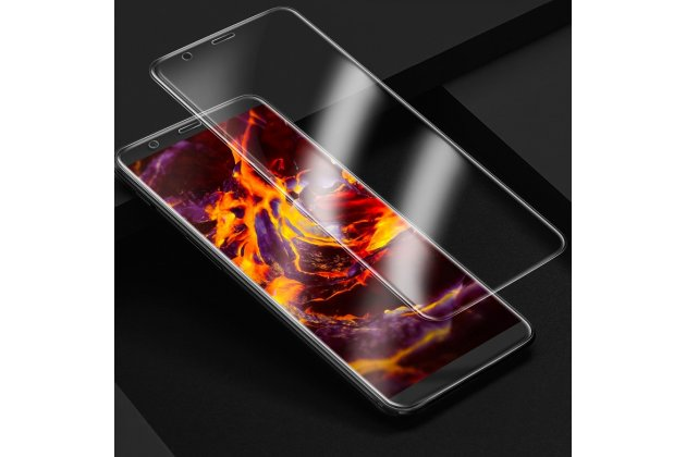 3d защитная пленка с закругленными краями которое полностью закрывает экран для телефона oneplus 5t глянцевая
