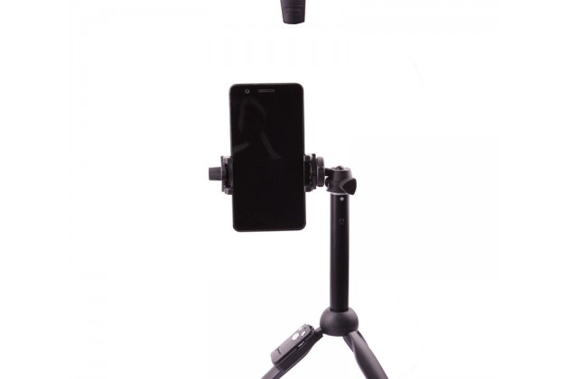 Профессиональная универсальная компактная селфи палка/ штатив/ трипод/ yunteng с пультом дистанционного управления bluetooth