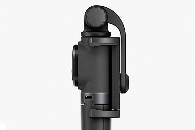 Многофункциональный портативный универсальный штатив/ трипод селфи-палка xiaomi с пультом управления с удобной ручкой белая
