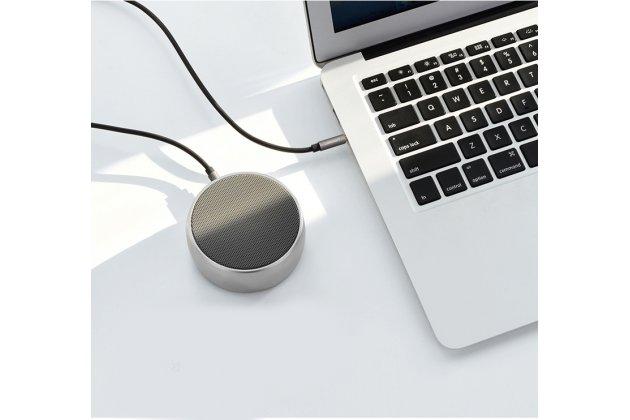 Ugreen аудио-кабель aux jack 3.5 (m) - jack 3.5 (m) (г-образный) 1м