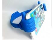 """универсальная подставка под планшет и телефон """"Очумелые ручки"""" ваше устройство будет в надежных руках"""