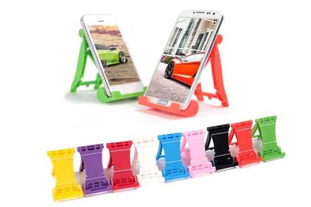 Креативный портативный настольный держатель мобильного телефона и планшета из прочного пластика