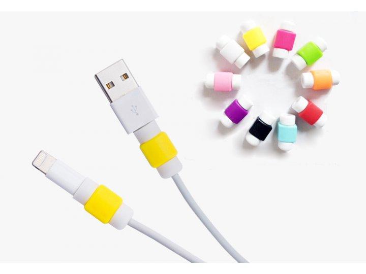 кабельный зажим противоизносный для защиты кабеля от перегиба (в комплекте 2шт.)