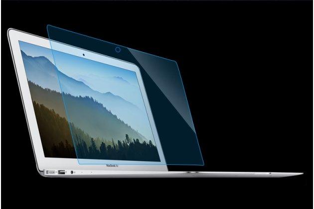 Защитная пленка для ноутбука apple macbook air 13 early 2015 ( mjve2 / mjvg2) 13.3 / apple macbook air 13 early 2014( md760 / md761) 13.3 глянцевая