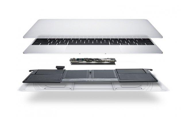 Аккумуляторная батарея 5100mah a1495 на ноутбук apple macbook air 13 early 2015 ( mjve2 / mjvg2) 13.3 / apple macbook air 13 early 2014( md760 / md761) 13.3 + инструменты для вскрытия + гарантия
