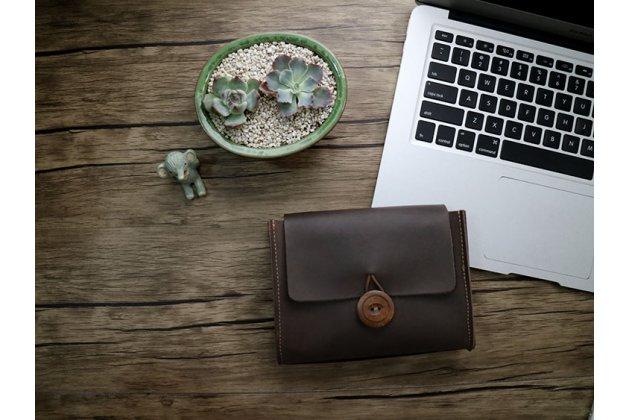 Чехол-клатч-сумка с визитницей в комплекте с  чехлом для беспроводной мыши + коврик для мыши для apple macbook air 13 early 2015 ( mjve2 / mjvg2) 13.3 / apple macbook air 13 early 2014( md760 / md761) 13.3 из качественной импортной