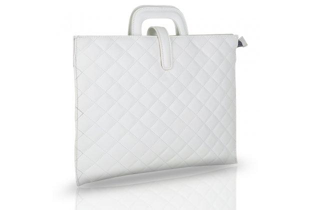 Чехол-клатч-сумка для apple macbook 12 early 2015 / 2016 / mid 2017 ( a1534 / a1527) из качественной импортной кожи