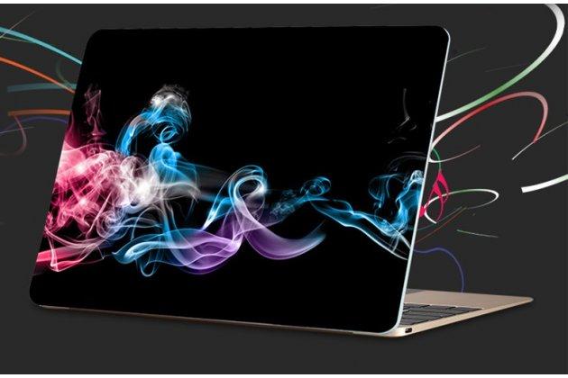 Ультра-тонкий пластиковый чехол-футляр-кейс для apple macbook 12 early 2015 / 2016 / mid 2017 ( a1534 / a1527)