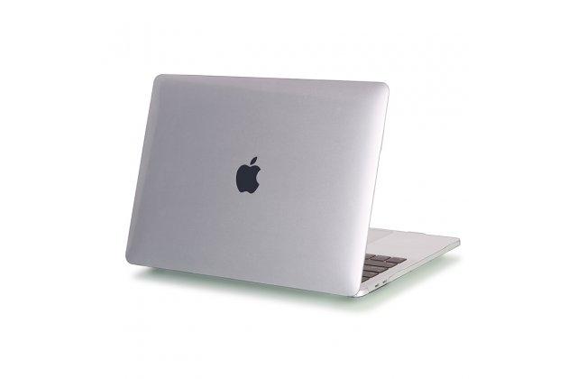 Ультра-тонкий силиконовый чехол-футляр-кейс для apple macbook 12 early 2015 / 2016 / mid 2017 ( a1534 / a1527). цвет в ассортименте.
