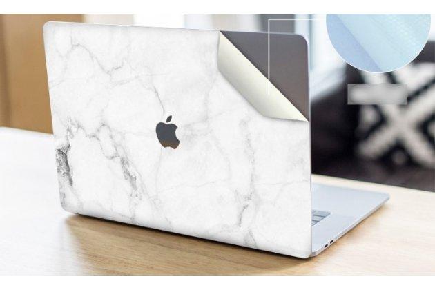 Защитная пленка-наклейка с 3d рисунком на твёрдой основе, которая не увеличивает ноутбук в размерах для apple macbook air 11 early 2015 (mjvm2/ mjvp2) 11.6 / apple macbook air 11 early 2014 ( md711 / md712) 11.6. цвет в ассортименте