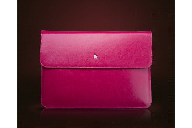 Чехол-клатч-сумка для apple macbook air 11 early 2015 (mjvm2/ mjvp2) 11.6 / apple macbook air 11 early 2014 ( md711 / md712) 11.6 из качественной импортной кожи