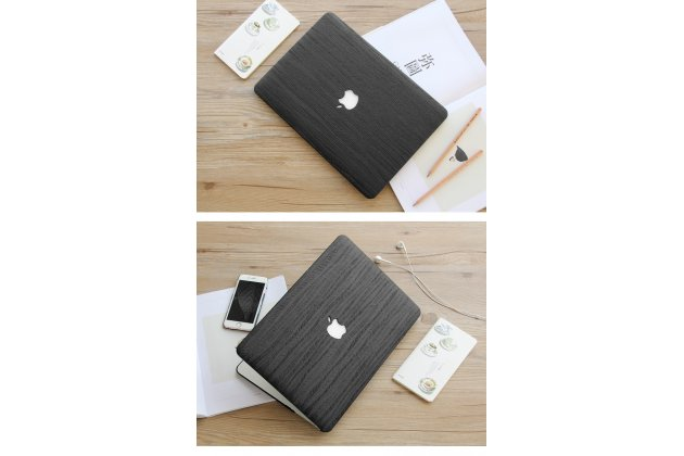 Ультра-тонкий пластиковый чехол-футляр-кейс для apple macbook air 11 early 2015 (mjvm2/ mjvp2) 11.6 / apple macbook air 11 early 2014 ( md711 / md712) 11.6 с дизайном под дерево