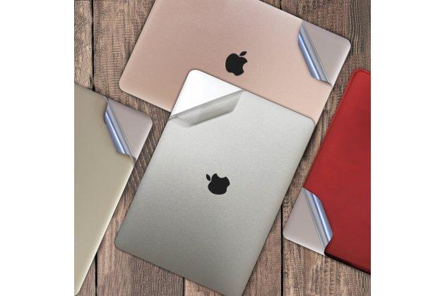 Защитная пленка-наклейка на твёрдой основе, которая не увеличивает ноутбук в размерах для apple macbook air 11 early 2015 (mjvm2/ mjvp2) 11.6 / apple macbook air 11 early 2014 ( md711 / md712) 11.6. цвет в ассортименте.