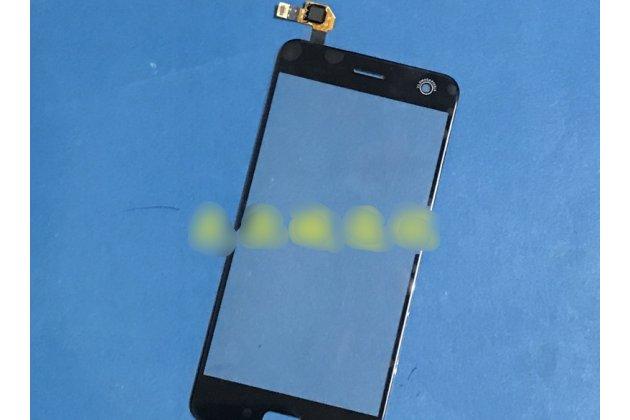 Сенсорное-стекло-тачскрин на zte blade v8 (bv0800) черный + инструменты для вскрытия + гарантия