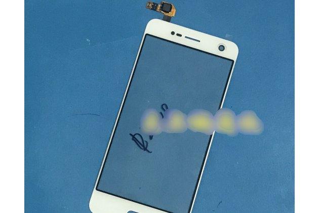 Сенсорное-стекло-тачскрин на zte blade v8 (bv0800) белый + инструменты для вскрытия + гарантия