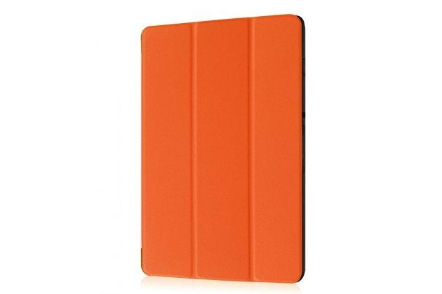 Умный чехол самый тонкий в мире для acer iconia one 10 b3-a30 il sottile оранжевый пластиковый италия