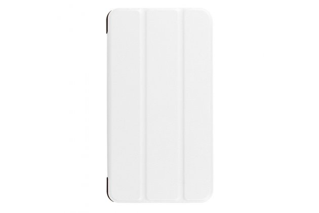 Умный чехол самый тонкий в мире для acer iconia one 7 b1-780 il sottile белый пластиковый италия