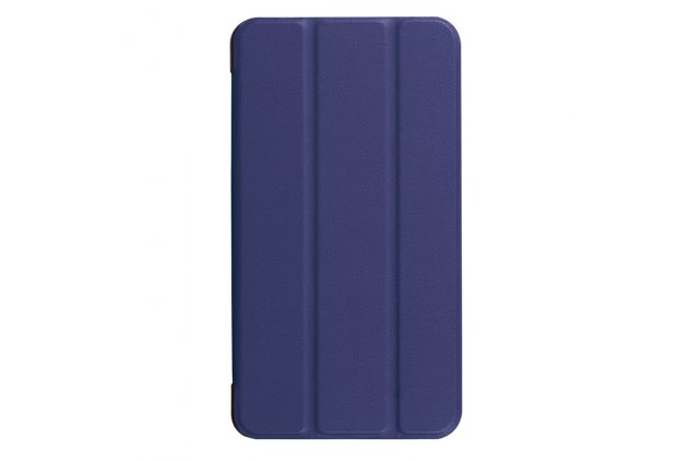 Умный чехол самый тонкий в мире для acer iconia one 7 b1-780 il sottile синий пластиковый италия
