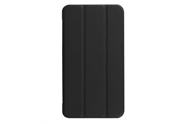 Умный чехол самый тонкий в мире для acer iconia one 7 b1-780 (nt.lcjee.004) il sottile черный пластиковый италия