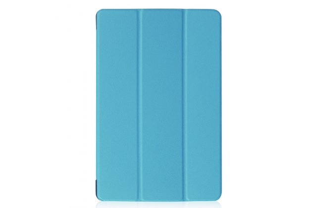 Умный чехол самый тонкий в мире для acer iconia tab 10 a3-a40 2016 il sottile голубой пластиковый италия