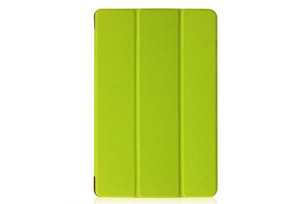 Умный чехол самый тонкий в мире для acer iconia tab 10 a3-a40 2016 il sottile зеленый пластиковый италия