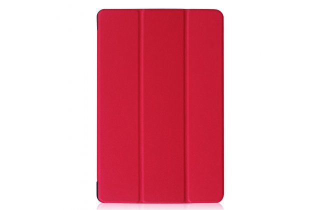 Умный чехол самый тонкий в мире для acer iconia tab 10 a3-a40 2016 il sottile красный пластиковый италия