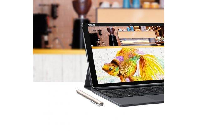 Цифровой емкостной стилус-перо-ручка asus pen с тонким наконечником для asus transformer 3 t305ca (gw014t) / transformer 3 pro t303uа (gn052t) 12.6
