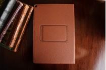 Чехол-обложка с мультиподставкой для asus transformer 3 t305ca (gw014t) 12.6 коричневый кожаный