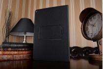 Чехол-обложка с мультиподставкой для asus transformer 3 t305ca (gw014t) 12.6 черный кожаный