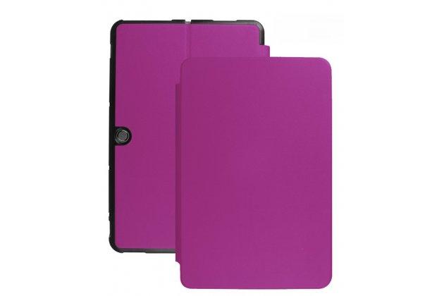Умный чехол самый тонкий в мире для asus transformer mini t1002ha/t102ha il sottile фиолетовый пластиковый италия