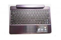 Фирменная оригинальная съемная клавиатура/док-станция/база для планшета Asus Transformer Pad Infinity TF700T/TF700KL черного цвета + гарантия + русские клавиши