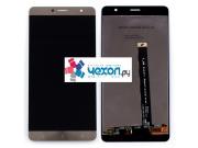 Фирменный LCD-ЖК-сенсорный дисплей-экран-стекло с тачскрином на телефон ASUS ZenFone 3 Deluxe ZS550KL 5.5 золо..