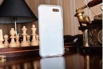 Фирменная ультра-тонкая полимерная из мягкого качественного силикона задняя панель-чехол-накладка для Asus Zenfone 4 Max ZC554KL 5.5 горы