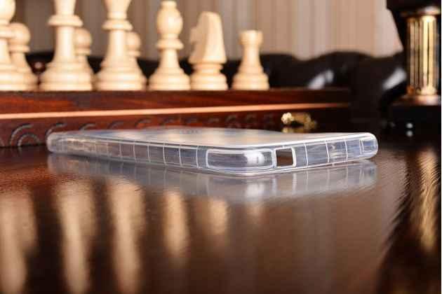Ультра-тонкая полимерная из мягкого качественного силикона задняя панель-чехол-накладка для asus zenfone 4 max zc554kl 5.5 горы