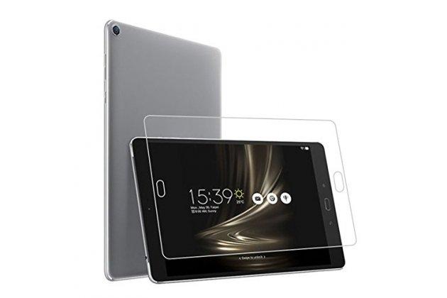Защитное закалённое противоударное стекло премиум-класса из качественного японского материала с олеофобным покрытием для планшета asus zenpad 3s 10 / asus zenpad 10 z500m 9.7