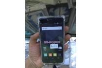 Ультра-тонкая полимерная из мягкого качественного силикона задняя панель-чехол-накладка для blackberry motion / blackberry krypton прозрачная