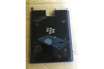 Родная оригинальная задняя крышка-панель которая шла в комплекте для blackberry passport q30 черная