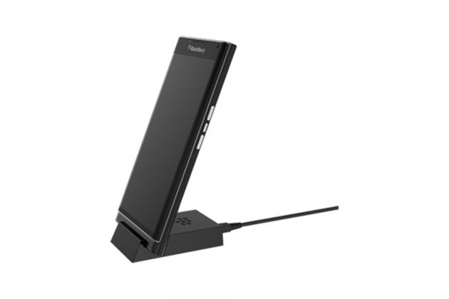 Зарядное устройство/док-станция/подставка для blackberry priv/ blackberry passport q30 пластиковая черная