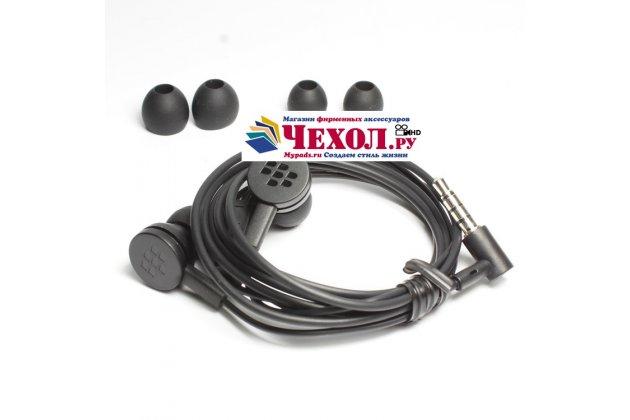 Наушники-вкладыши blackberry ws-510 headset с микрофоном и переключателем песен для blackberry priv