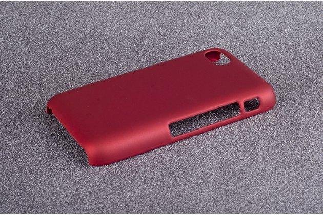 Задняя панель-крышка-накладка из тончайшего и прочного пластика для blackberry q5 красная